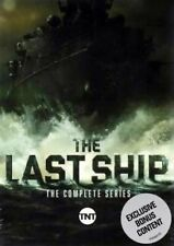 The Last Ship The Complete Series Seasons 1-5 (DVD, Box Set) New free shipping
