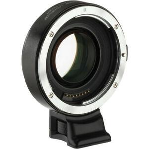 Vello Canon EF Lens to Sony E-Mount Camera Accelerator Lens Adapter LAG-NEX-CEF