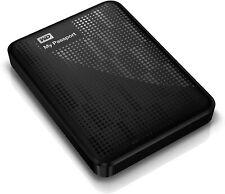 WD 1TB Black My Passport Ultra Portable External Hard Drive - WDBBEP0010BBK