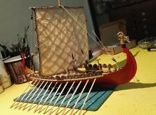 Classical wooden ship model kits scale 1/50 Viking Sailboat wooden model