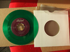 """BEATLES SP 45T 7"""" US JUKE BOX Can't Buy Me Love / You Can't Do That Green vinyl"""