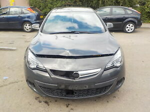 VAUXHALL ASTRA GTC SPORT S/S COUPE 2013 DAMAGED REPAIRABLE SALVAGE 1362CC CAT N