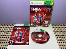 NBA 2K13 - Xbox 360 Game - Complete & Tested