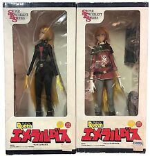2 Figure Doll QUEEN EMERALDAS Albator Marmit Super Excellent Series Harlock 999