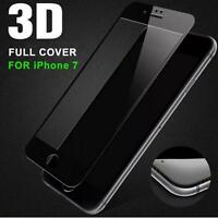 Full Oleophobic coated 0.2mm Thin Tempered Screen Protector For Black iPhone 7/8