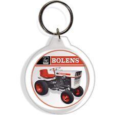 Bolens Garden Farm Tractor Keychain Key Chain FMC