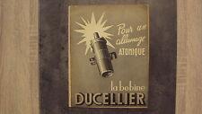 Revue des agents automobiles - La bobine Ducellier - 31/05/1955