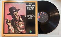 Reuben Wilson - The Cisco Kid LP 1974 Groove Merchant Jazz Funk Fusion VG+