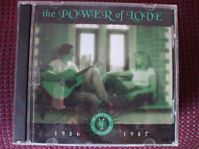 VA - Time Life.The Power Of Love 1986 - 1987.Double CD.Both Discs Are In VGC.