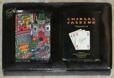 "CHARLES FAZZINO  ""TWILIGHT LA"" PLAYING CARDS ~ 2 DECK GIFT SET Los Angeles"