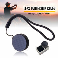 Lens Cap Protection Cover Anti-collision Sponge Pad For DJI OSMO Action Camera