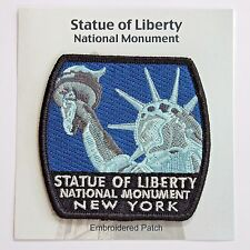 Official Statue of Liberty National Monument Souvenir Patch New York City NYC