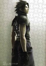 Final Fantasy 7 Advent Children Zack A4 Puzzle  - 120 Pieces