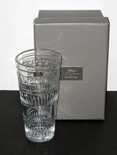 "WATERFORD Michael Aram JAIPUR Crystal 10"" Vase - NEW - BOXED"