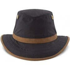 Tilley TWC7 Medium Brimmed Waxed Cotton Hat - Various Sizes and Colors