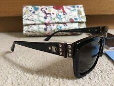 LANVIN Sunglasses - New Boxed - RRP £250 - Diamante preppy style -Ibiza Marbella