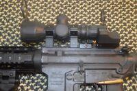 NCSTAR SEECR3942R 3-9x42 COMPACT TACTICAL SCOPE P4 SNIPER BDC GREEN & RED ILLUM