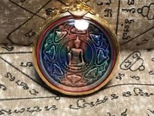 Jatukam Ramathep CLOSED EYE  BUDDHA Amulet Thai