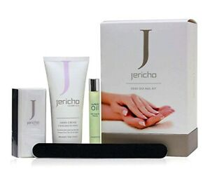 JERICHO Dead Sea NAIL KIT is an Ideal Gift or just spoil yourself & your hands!
