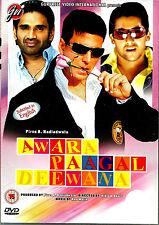 AWARA Paagal Deewana - Neuf BOLLYWOOD DVD