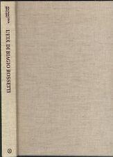 L'età di Biagio Rossetti Rinascimenti di casa d'Este A.  F. Marcianò Corbo 1991
