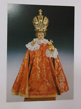 Infant of Prague Authentic Prayer Card, NEW