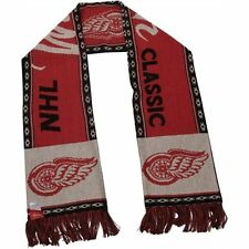 NWT Reebok Detroit Red Wings 2014 NHL Winter Classic Team Scarf - Red