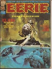 Warren Eerie #66 El Cid Berni Wrightson Emir Of Aragon Fantasy Adventure Horror