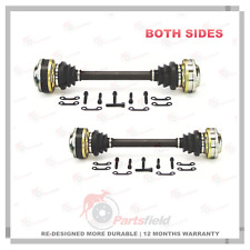 PAIR x CV Drive Shaft fits Holden Commodore VU VX VY VZ V6 V8 Rear 00-07
