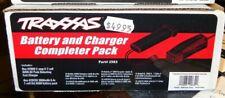 Traxxas 2983 3000mAh 8.4V 7-cell flat NiMH Battery / 2-amp NiMH AC Peak Charger: