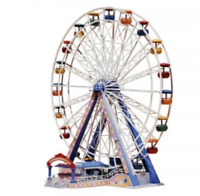 Faller 140312 HO Gauge Ferris Wheel Fairground Kit