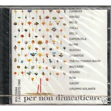 CARBONI FELLI XANGO' DALLA GUCCINI CAPOSSELA GAUDI' SKIANTOS - CD 1994 SIGILLATO