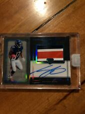 ANTHONY MILLER Rookie PREMIUM RPA Jersey PATCH AUTO RC 47/99 2018 Panini ONE