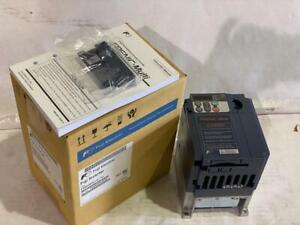 FUJI 2HP VFD # FRN002E1S-7U  INPUT: 1PH. 230VAC 60HZ.  OUTPUT: 3PH. 230VAC