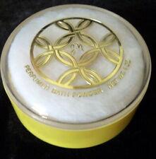 Vintage JEAN NATE Bath Powder 4oz Sealed With Puff