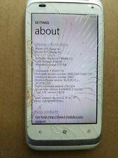HTC RADAR - (T-MOBILE) CLEAN ESN - WORKS - Cracked Display - Windows Smart Phone