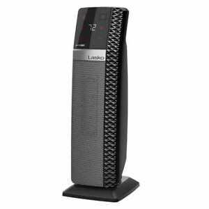 Lasko 22 inch Ceramic Tower Heater 3-Speed Elite Collection Auto Eco with Remote