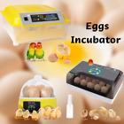 7~48 Eggs Incubator Digital Automatic Turner Chick Bird Hatcher Temperature US