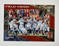 2017 Elite Field Vision Red #10 Adam Vinatieri /99 - NM-MT
