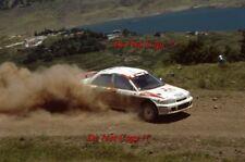 Armin Schwarz Mitsubishi Lancer Evo I Acropolis Rally 1993 Photograph 2