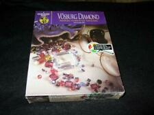 Golden Mystery Puzzle - The Vosburg Diamond - 500 Piece Jigsaw Puzzle (SEALED)