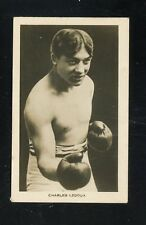 "1922 Boy's Friend ""Rising Boxing Stars"" #5  Charles Ledoux   LOOK !!"