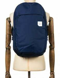 "Herschel SupplyCo Mammoth Backpack Large 23L Medieval Blue with 15"" Laptop Pouch"