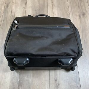 TUMI Alpha Ballistic Carry On Rolling Padded Laptop Wheeled Bag  - 26002D4