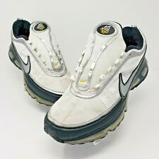 Nike Air Max 360 Mens White Black Athletic Sports Shoes Size US13 - 315380-101