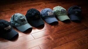 Abercrombie & Fitch Mens Adjustable Logo Baseball Cap Hat One Size