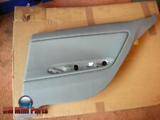 BMW E46 Rear Right Lateral Panel Leather Grey 51438237750