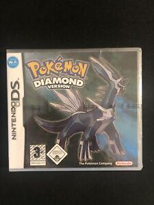 Pokemon Diamond Version (Nintendo DS, 2007) Sealed UK Version