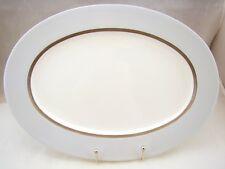 "Calvin Klein CHROMATIC Oval Platter(s) 14 1/4"" x 10 1/4"" EXCELLENT"