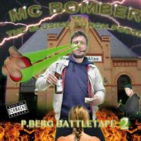 MC Bomber - PBerg Battletape #2 (Vinyl LP - 2015 - DE - Original)